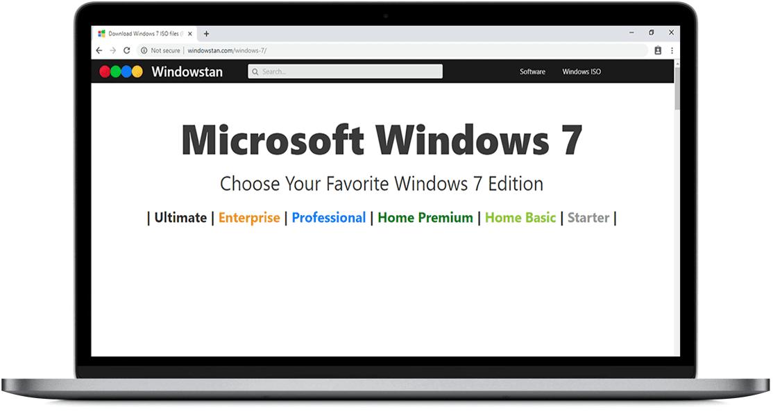 Google Chrome - Download Windows 7 Software on Chrome full free - Windowstan