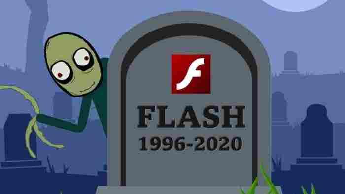 Adobe Flash Player RIP