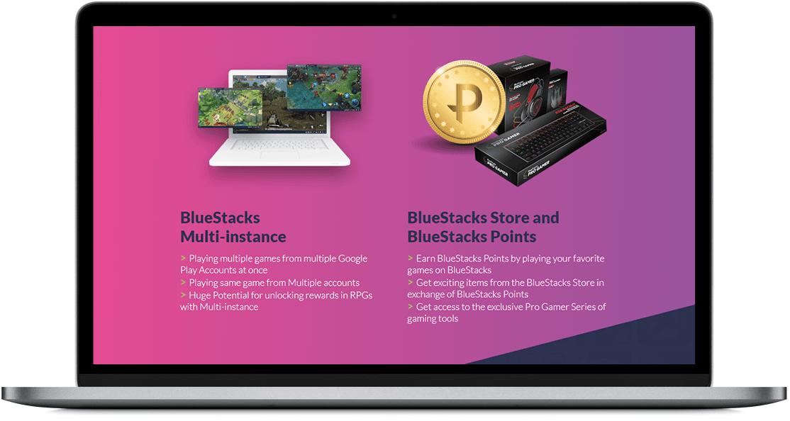 BlueStacks Latest Features - Windowstan