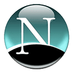 Netscape Navigator logo Windowstan