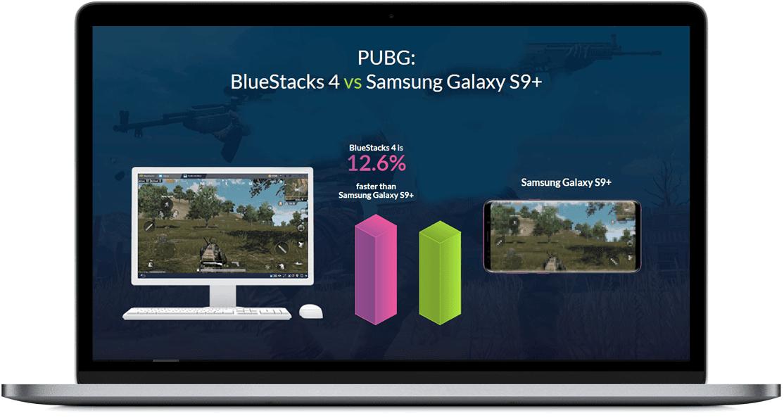 PUBG on BlueStacks - Windowstan