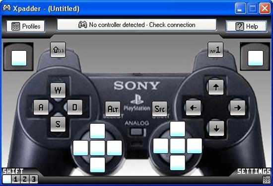 xpadder for Windows