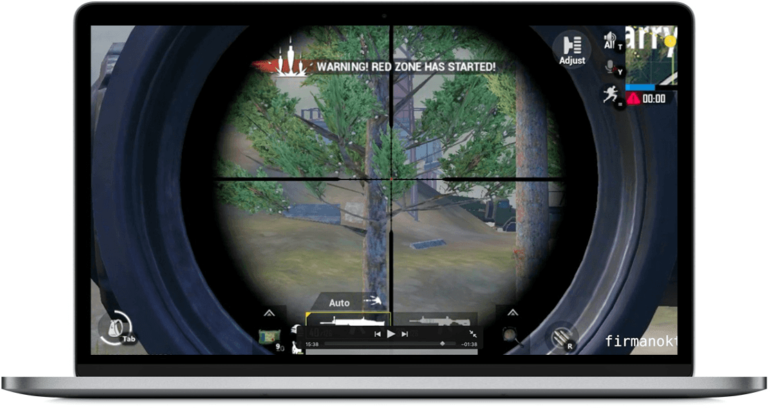 Tencent Gaming Buddy Screenshot