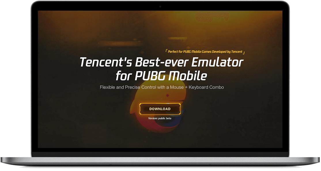 Tencent gaming buddy PUBG mobile emulator