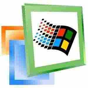 Microsoft Windows ME Millennium Edition Logo Windowstan