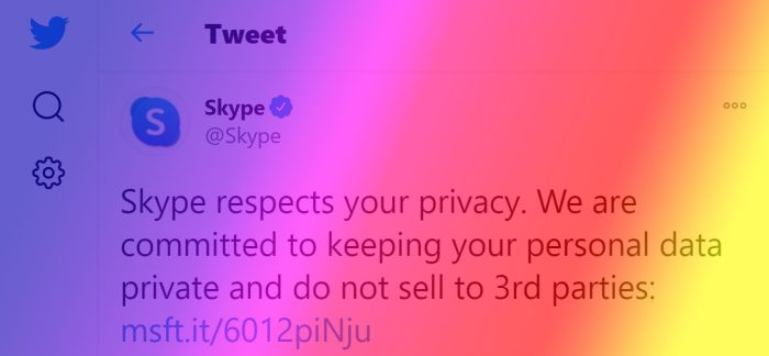 Skype-claims-privacy