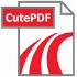 CutePDF Writer logo - Windowstan