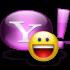 Yahoo Messenger logo Windowstan
